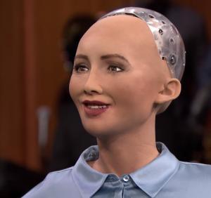 소피아는 인간이 조종하는 꼭두각시 로봇?