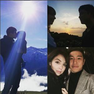 박주호, '역대급 미모' 스위스인 아내 공개...'우월 몸매'