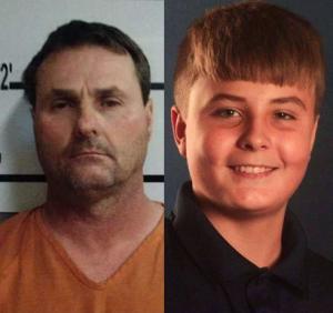 비극의 총기 사건.. 13살 아들을 쏴 죽여