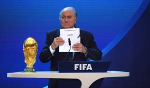 """中의 기대, 카타르 비리 적발에 """"우리가 월드컵 개최하자"""""""