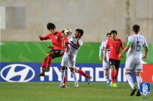 [U17 WC 리뷰] U-17 대한민국, 멕시코에 0-1 패배...첫 준결승 진출 좌절