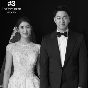 신혼 주진모의 아내 ♥민혜연은 누구? [웨딩화보]